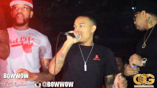 Bow Wow Official Birthday Party At Santos Party House