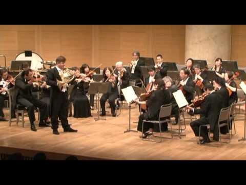 Radek Baborák · W.A. Mozart : Horn Concerto No. 4 · I.Allegro moderato
