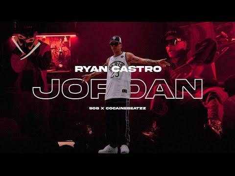 Ryan Castro - JORDAN 🏀 (Vídeo Oficial)