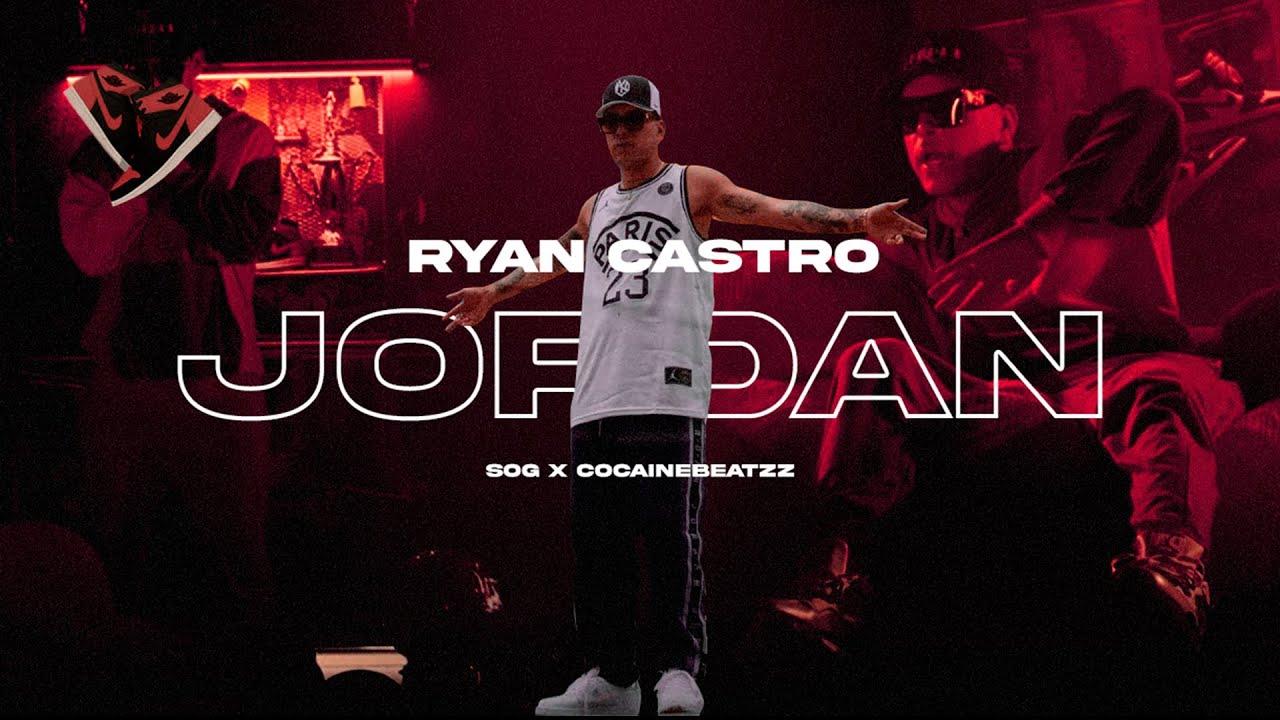 Download Ryan Castro - JORDAN 🏀 (Video Oficial)