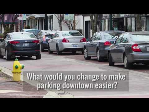 Downtown parking improvements could follow Kalamazoo study