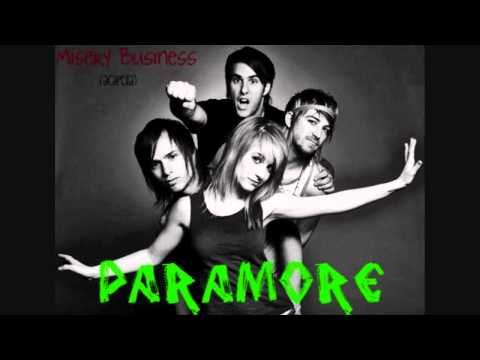 Paramore Misery Business acapella + download :