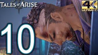 Tales of Arise PC 4K Walkthrough - Part 10 - Cysloden, Riville Prison Tower