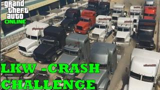 GTA V Online LKW Crash Challenge