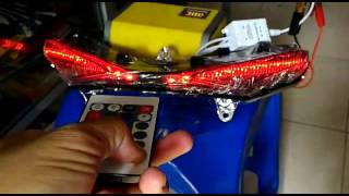 Lampu Senja Led Modifikasi New Jupiter Mx King