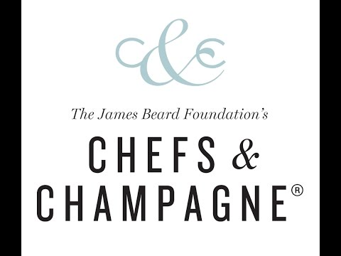 The  25th anniversary of the James Beard Foundation's Chefs & Champagne®