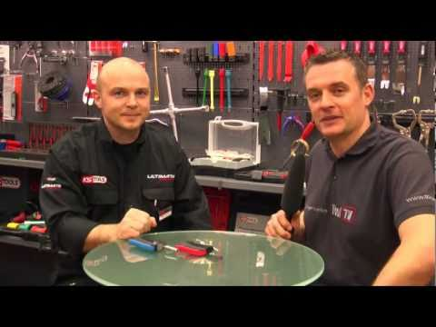 KS Tools Bit-Etui Auf Tool TV Das Werkzeug Video Portal Messevideo
