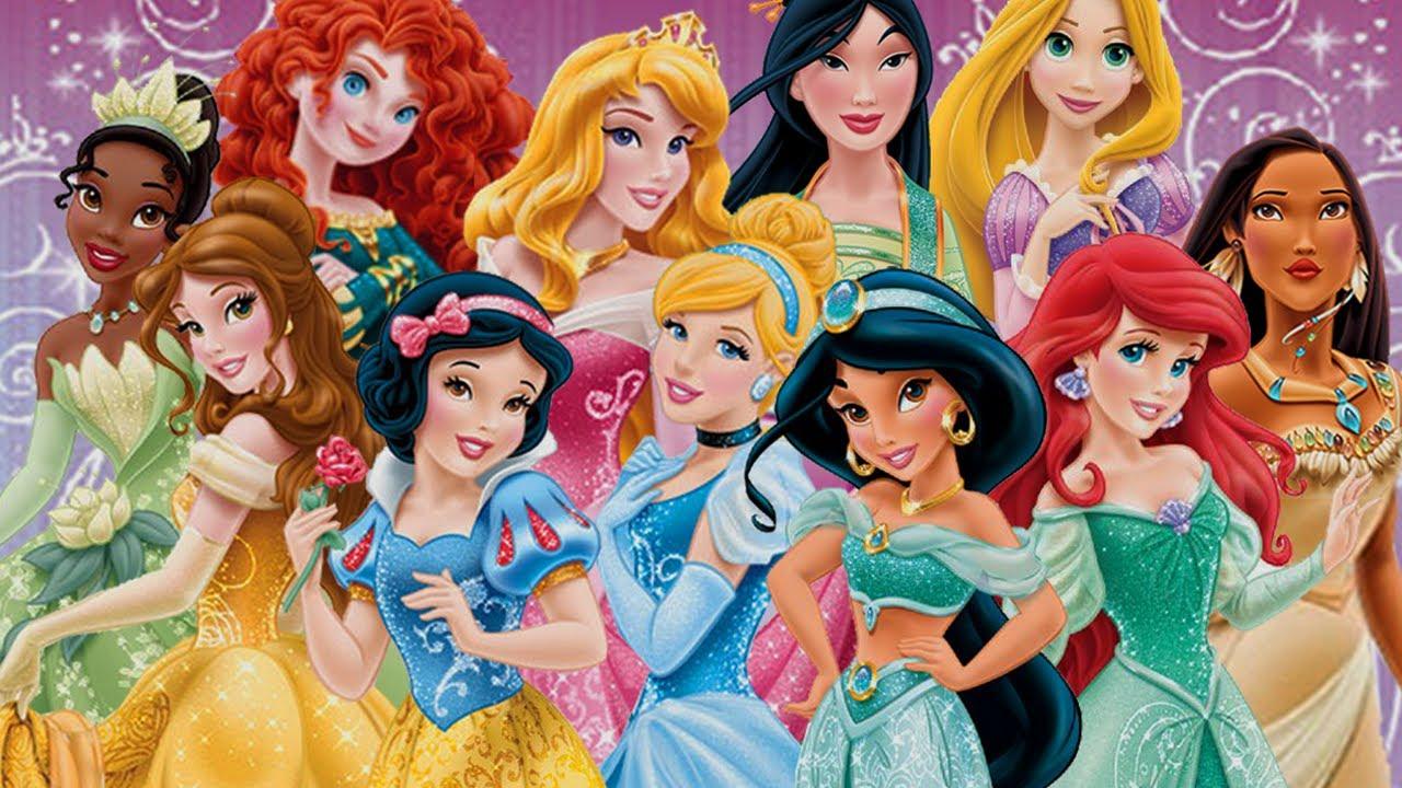 Disney Princesses In Order Of Popularity