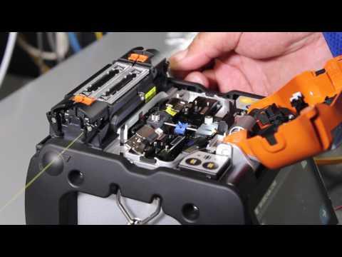 Q102-CA Fusion Splicer Promo Video
