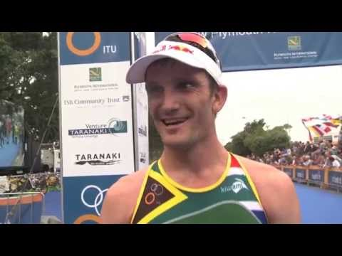 2015 New Plymouth ITU World Cup - Elite Men's Highlights