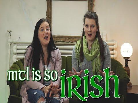🥔 The Montréal Irish Had a Hard Journey 🍀 - MTL Blurb
