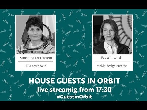 House Guests in Orbit