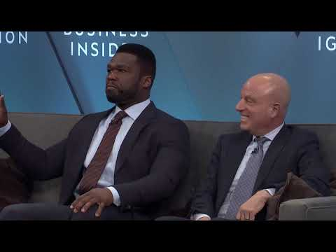 50 Cent Explains His $150 Million TV Deal with STARZ CEO Chris Albrecht At Ignition Mp3