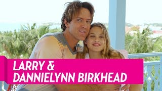 Larry Birkhead and Daughter Dannielynn Honor Anna Nicole Smith's Legacy in the Bahamas