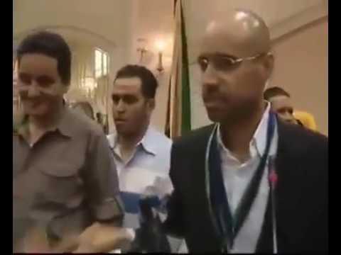 Libya , Saïf Al-Islam Kadhafi Free  africafrique.com