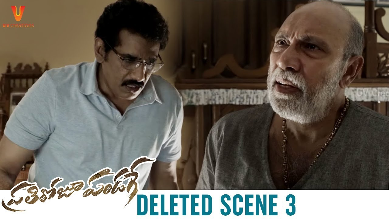 Prati Roju Pandaage Deleted Scene 3 | Sai Tej | Raashi Khanna | Maruthi | UV Creations
