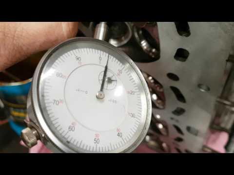 Hydraulic lifter preload adjustment multivalve head @ Lewis Engines