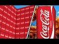 COKE COLA LUCKY BLOCK WALLS - Modded Minecraft Minigame