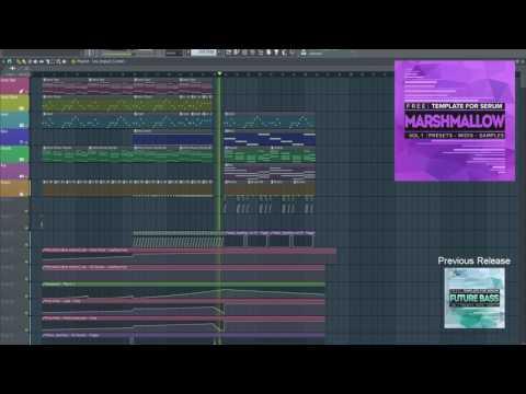 Free Marshmallow Template For Serum (Marshmello | Future Bass Presets & Samples)