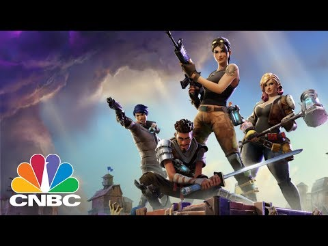 Battle Royale Game Fortnite Causes Online Craze | CNBC