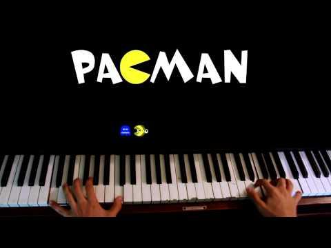 Pacman On Piano!