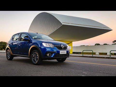 Live - Novo Renault Sandero 2020