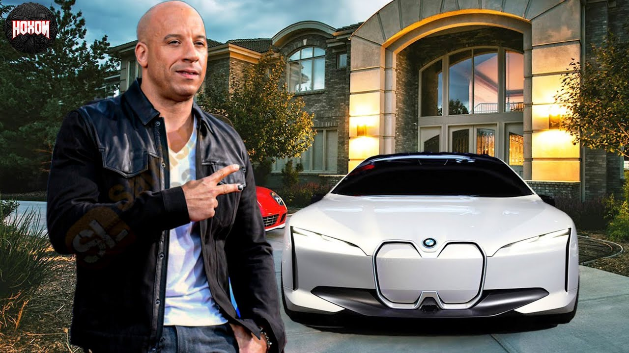 Vin Diesel New Car Collection 2020 - YouTube