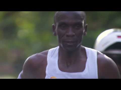 News World record Run by Eluid Kipchoge of Kenya – African Sports Monthly