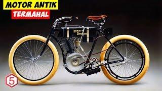 9 Motor Antik Termahal Di Dunia, Ada Yang Laku Rp 12 Milyar