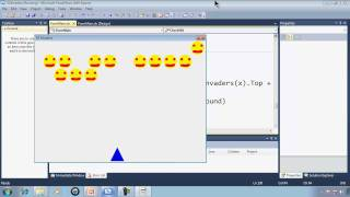 Visual Basic Express 2010 Tutorial 42 - Adding WAV Sound Files - EZInvaders Part 11 Game