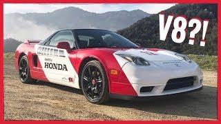 PUTTING A V8 IN AVI'S NSX!!