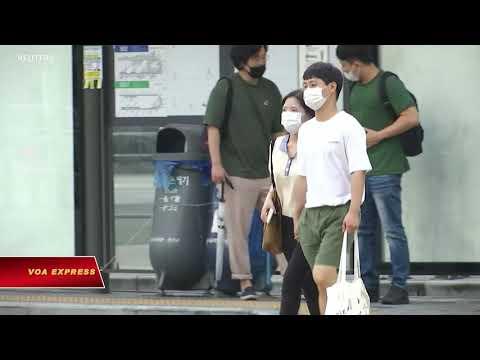Hàn Quốc áp đặt quy định chống COVID (VOA)