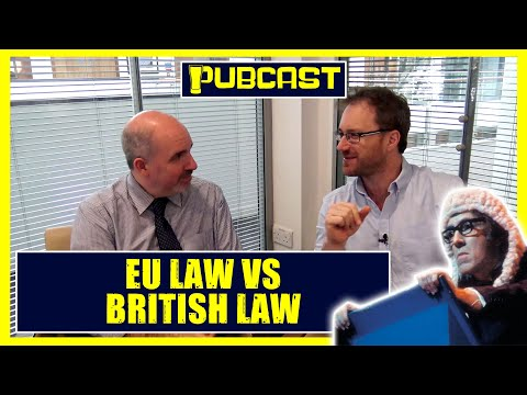 #BREXIT vs THE LAW 4 - With Prof Thom Brooks, Head of Law, Durham University