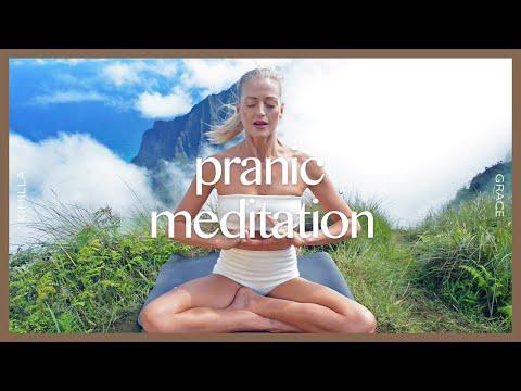 Kundalini Yoga: Pranic Meditation For Self Love | KIMILLA