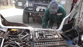 Шумахер костоправит ниву 2(, 2013-03-29T14:50:51.000Z)