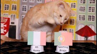 SC Braga Vs AS Roma - Animals Europa League 2020/21 Prediction