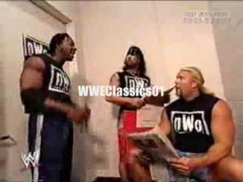 Booker T Sing's his Version Of The Hbk Song