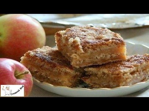 Яблочный штрудель, пошаговый рецепт с фото