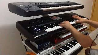 Wishtime Nightwish Cover - Keyboard Patches
