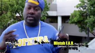 Mistah F.A.B. Shout-Out to the youth of FDyC