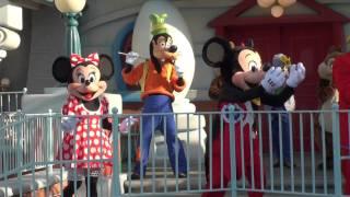 Disneyland 2009 3/27 後半はカットしてます。