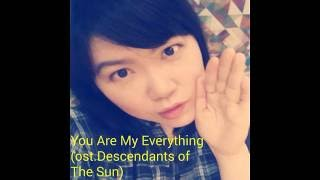 You Are My Everything (ost. Descendants Of The Sun)-Gummy||Meilip Cover Version