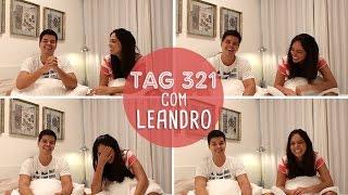 Gambar cover VLOG Rafaela Pinho #12 | TAG 321 com o Leandro