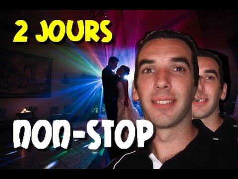 #VlogDJ : 2 jours Non-stop (Mariage et Kermesse) - Montmirail et Cherré (72)
