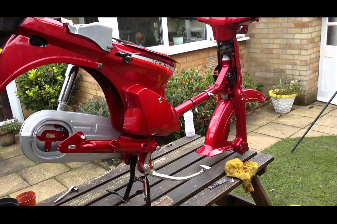 honda c 90 youtube rh youtube com Honda Goldwing Engine Specs Honda Motor