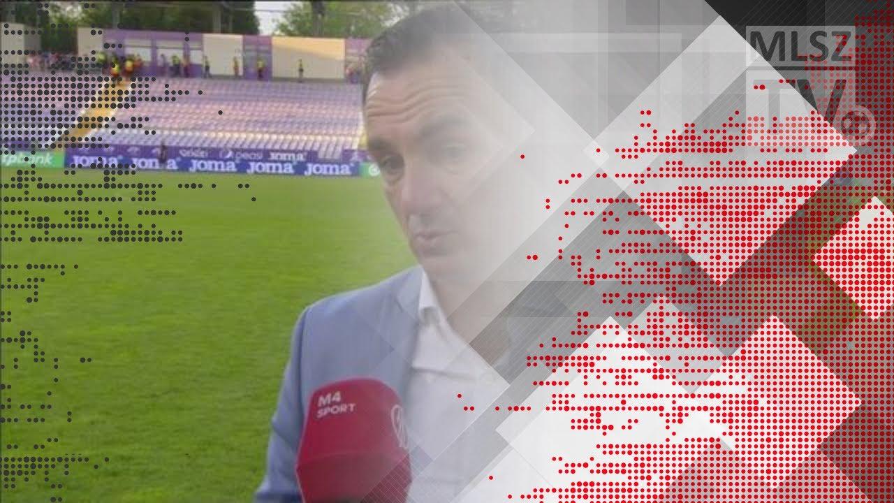 Edzői értékelések az Újpest FC - DVTK mérkőzésen