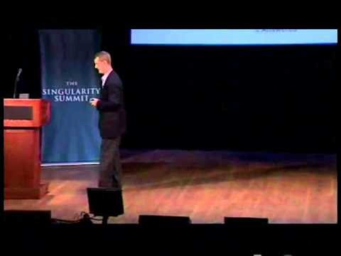 David Ferrucci, Dan Cerutti and Ken Jennings on IBM's Watson at Singularity Summit 2011