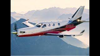 Xplane 11 VR | TBM 900 -Norway  -Ortho -xvision -Activesky