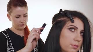 Przedłużanie włosów metodą kanapkową (Tape In) - DOCZEPIANE.PL