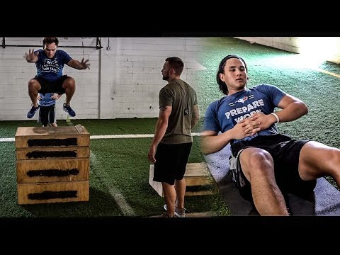 Plyometrics and Lower Body for Baseball Players | Overtime Athletes
